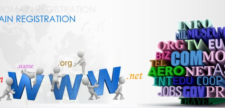 domain banner